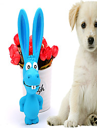 cheap -Squeaking Toy Dog Cat 1pc Pet Friendly Emulsion Gift Pet Toy Pet Play