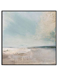cheap -Oil Painting Handmade Hand Painted Wall Art Landscape Abstract Wall Art Home Decoration Decor Stretched Frame Ready to Hang