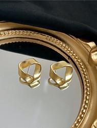 cheap -s925 silver needle korean high-quality matte matte small earrings female ins style simple earrings c742