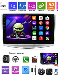 cheap -P0683 10.1 inch Car MP5 Player Car GPS Navigator Touch Screen GPS MP3 for Volkswagen / Built-in Bluetooth / WiFi