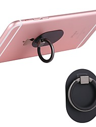 cheap -Phone Holder Stand Mount Finger Phone Holder Adjustable 360°Rotation Metal Phone Accessory iPhone 12 11 Pro Xs Xs Max Xr X 8 Samsung Glaxy S21 S20 Note20