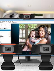 cheap -HD Webcam With Mic Rotatable PC Desktop Web Camera  Mini Computer WebCamera