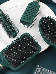 cheap -Household Curly Hair Salon Comb Massage Comb Clean Scalp Cushion Comb Styling Comb