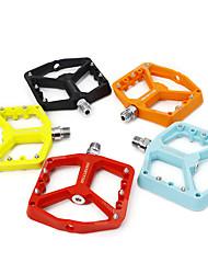 cheap -Bike Pedals Anti-Slip High Strength Durable Synthetic for Cycling Bicycle Road Bike Mountain Bike MTB Folding Bike Yellow