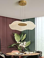 cheap -LED Pendant Light 40 50 cm Single Design Pendant Light Metal Artistic Style Modern Style Stylish Painted Finishes Artistic LED 220-240V