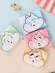 cheap -Squirrel emoticon cute cartoon  wallet multi-card slot lady business credit pocket card holder