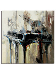 cheap -Oil Painting Handmade Hand Painted Wall Art Abstract Still Life Home Decoration Decor Stretched Frame Ready to Hang