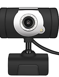 cheap -USB 2.0 Web Cam Webcam  Full HD Video Recording Web Camera With Microphone For PC Laptop Support Webcam Mini