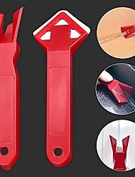 cheap -Mini Handmade Tools Scraper Utility Practical Floor Cleaner Tile Cleaner Surface Glue Residual Shovel 2pcs/set