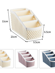 cheap -Imitation Rattan Storage Bedroom Storage Organizer Baske Sundries Snack Toys Box Laundry Basket Outdoors Camping Picnic Bags With 4 Components 21*9.5*11CM