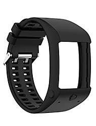 cheap -scwopeuer smart watch silicone rubber wrist replacement band strap band for polar m600,watch bands for women 25mm