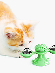 cheap -Rotating Toy Dog Cat 1pc Pet Friendly TPR Gift Pet Toy Pet Play