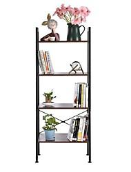 cheap -4 Layers Bookshelf/Storage Shelf For Study Room/Living room/Office Brown Furniture