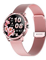 cheap -Q8lFemale Smart Watch Heart Rate Blood Pressure Blood Oxygen Monitoring Physiological Period Reminder Bluetooth Sports Bracelet