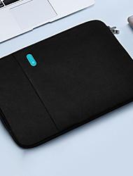 cheap -13.3 Inch Laptop / 15.6 Inch Laptop / 16 Inch Laptop Sleeve Bast & Leaf Fibre Grid / Plaid for Men for Women for Business Office Shock Proof