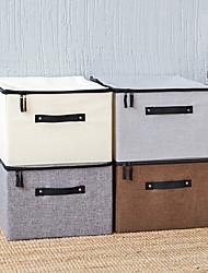 cheap -Buggy Bag Waterproof Storage Bag Household Dirty Laundry Basket Folding Clothing Storage Bucke 46.5*35.5*26CM