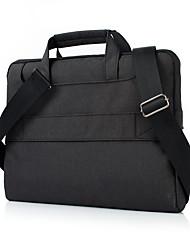 cheap -12 Inch Laptop / 13.3 Inch Laptop / 15.6 Inch Laptop Sleeve / Shoulder Messenger Bag / Briefcase Handbags Bast & Leaf Fibre for Men for Women for Business Office Shock Proof