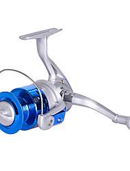 cheap -Fishing Reel Spinning Reel 5.1:1 Gear Ratio 8 Ball Bearings for Sea Fishing / Spinning / Freshwater Fishing