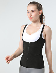 cheap -Shapewear Sweat Shapewear Sports Yoga Fitness Gym Workout Non Toxic Stretchy Durable Hot Sweat Calories Burned For Women
