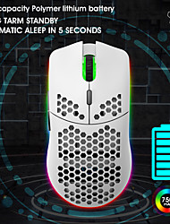 cheap -USB Wired Gaming Mouse Gamer Mouses Plug And Play With Six Adjustable DPI Ergonomic Design For Desktop Laptop PC