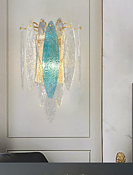 cheap -LED Wall Lights Modern Wall Lamps Wall Sconces Living Room Bedroom Glass Wall Light 220-240V 5 W