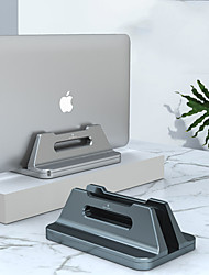 cheap -Phone Holder Stand Mount Desk Phone Desk Stand Adjustable Silicone Aluminum Alloy Phone Accessory iPhone 12 11 Pro Xs Xs Max Xr X 8 Samsung Glaxy S21 S20 Note20