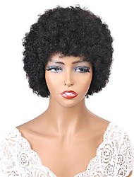 cheap -Brazil real person wig short headset explosion song mechanism design Europe and the United States selling style
