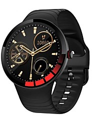 cheap -Missyou E3 Smartwatch Fitness Running Watch Bluetooth 1.28 inch Screen IP 67 Waterproof Touch Screen Heart Rate Monitor Pedometer Call Reminder Activity Tracker 45mm Watch Case for Android iOS