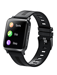 cheap -F30 Unisex Smartwatch Fitness Running Watch Bluetooth Heart Rate Monitor Blood Pressure Measurement Calories Burned Media Control Health Care Stopwatch Pedometer Call Reminder Activity Tracker Sleep