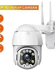 cheap -1080P CCTV Camera WIFI 4G Sim Card Wireless PTZ IP Camera 2MP HD Security Outdoor Surveillance Two Way Audio CamHi