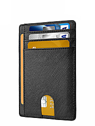 cheap -Other Material 1# / 2# / 3# 1 PC Change Purses / Credit Card Holders 11.5*8.5*0.5 cm