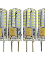cheap -G6.35 GY6.35 Bi-Pin Base LED Bulb 12V 24V 2W Daylight 6000KJC Type Halogen Replacement Bulb Not Dimmable 20W Equivalent 4-Pack