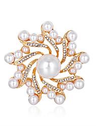 cheap -Pearl Brooch Elegant Temperament Popular Women'S Brooch Corsage