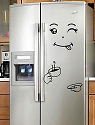 cheap -cross-border hot style custom sunglasses smiling refrigerator magnet factory direct wholesale cartoon small refrigerator magnet sy167