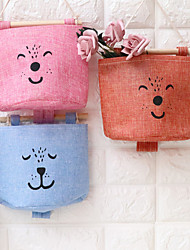 cheap -Handbag Organizer for Wardrobe Closet Transparent Storage Bag Door Wall Clear Sundry Shoe Bag with Hanger Pouch  20*17*8cm