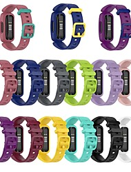 cheap -Adjustable Watch Band Belt Colorful Watch Strap for Fitbit Ace3/Fitbit Inspire2 Watch Replacement Part