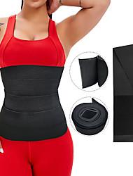 cheap -Shapewear Magic Waistband Sports Fitness Corset Restraint Elastic Webbing a Belt Abdomen Belt