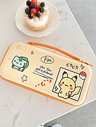 cheap -Anime One Piece Handheld Game Console Travel Carrying Case Portable Switch Storage Bag For Switch And Switch Lite
