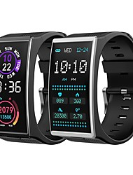 cheap -GTX Smartwatch Fitness Running Watch Bluetooth ECG+PPG Pedometer Activity Tracker Long Standby Custom Watch Face IP68 30mm Watch Case for Android iOS Men Women / Sleep Tracker / Heart Rate Sensor