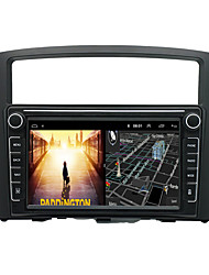 cheap -Android 9.0 Autoradio Car Navigation Stereo Multimedia Player GPS Radio 8 inch IPS Touch Screen for Mitsubishi Pajero 2008-2014 1G Ram 32G ROM Support iOS System Carplay
