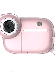cheap -X19 Kids Camera Rechargeable Recording Image and Video Function Kids Games E-book Instant Print 3 inch 28MP Gift