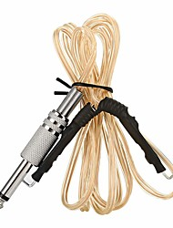 cheap -Basekey Tattoo Clip Cord Premium Rubber Silicone Tattoo Hookline for Tattoo Machines Long Works With  Long Hook Soft Wire Tattoo Power Clip Cord for Tattoo Supply Tattoo Kit