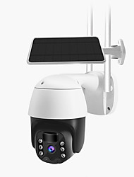 cheap -VESAFE Q1 IP Security Cameras 3MP Bulb Wired & Wireless Remote Access Night Vision With Audio Indoor Outdoor Support