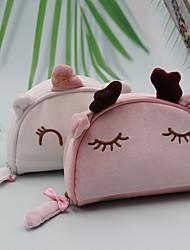 cheap -Storage Organization Cosmetic Makeup Organizer Cloth Irregular shape Portable 14*11*6CM