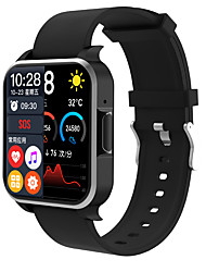 cheap -Imosi ST10 Bluetooth Call Smart Watch Full Touch 1.7in Screen Music Player Heart Rate Fitness Tracker Bracelet Sport Waterproof Smartwatch