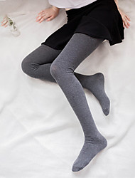 cheap -Fashion Comfort Women's Socks Solid Colored Cotton Stockings Socks Casual Daily Vacation Warm Casual Winter Gray 1 Pair / Slipper Socks