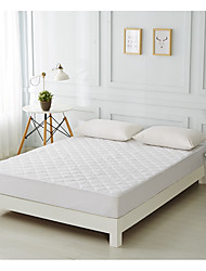 cheap -Amazon direct waterproof simple fitted sheet with cotton mattress cover Hotel wired quilted fabric waterproof bedspread