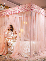 cheap -Bed Curtain Lace Lengthen Wholesale Thickening High Net
