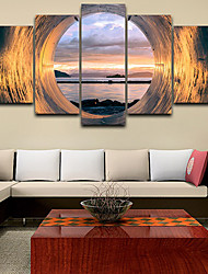 cheap -Wall Art Canvas Prints Painting Artwork Picture Still Life Floral Home Decoration Decor Rolled Canvas No Frame Unframed Unstretched