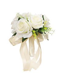 cheap -Wedding Flowers Bouquets Wedding Foam 21-30 cm